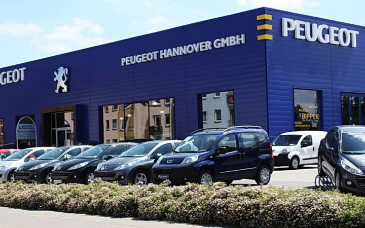 Ind Peugeot Autohaus Hannover GmbH
